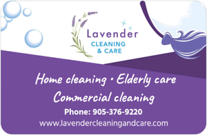 Exceptional cleaning