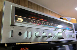 CLASSIC SANSUI 4900Z STEREO RECEIVER AMPLIFIER *NICE*