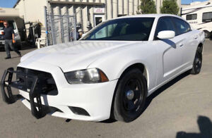Dodge Charger Police Pack 2014