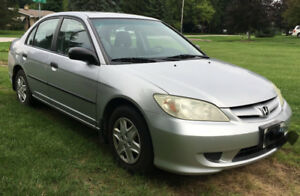 2005 4-Door Honda Civic