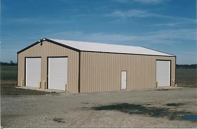24x24x12 Jerarm Steel Building Kit Custom Additions