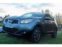 2012 Nissan Qashqai 1.6 dCi N-TEC+ 2WD 5dr (start/stop)