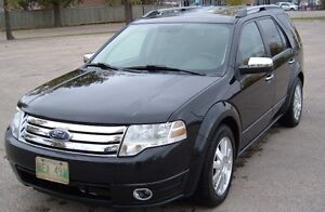 2008 Ford Taurus SUV, Crossover