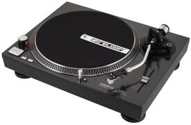 BRAND NEW BOXED Reloop RP 2000M Dj Turntable