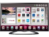 LG 42 inch Smart LED TV Freeview HD WiFi