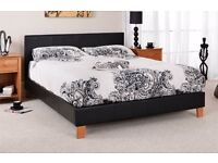 4ft Small Double Tivoli Bed - Reduced to Clear Was £139.99 Now £100.00