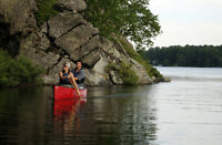 Muskoka, Algonquin, and Haliburton Paddling Adventures