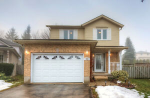 OPEN HOUSE SAT/SUN FEB 25/26 2-4PM - Updated Waterloo Large Lot
