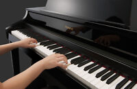 In Home Piano Lesson From Experienced Teacher