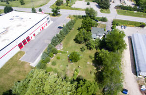 1 Acre Development Lot with 1200 sq ft Detached Home