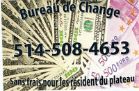 Bureau de Change (Plateau Mont-Royal)