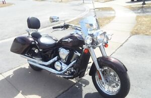 Kawasaki Classic Vulcan 900 - Mint Condition