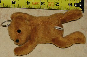 Brown Vibrating Pull String Plush Teddy Bear