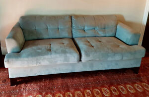 Cindy Crawford couch - blue