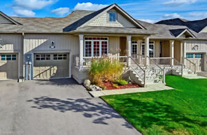 Spectacular!!!! 2 + 1 Bdrm with totally finished Lower level!!!