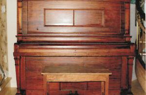 Piano droit Farrand : Belle aubaine