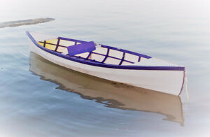 11' One Person Canoe Kit 22 lbs. (10 Kgs): incl. shipping