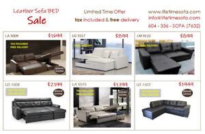 Don't miss out Biggest Leather Sofa Bed  Sale