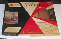 2 Vintage MARQUETRY KITS COMPLETE $10.00 for both