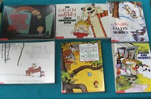 Calvin and Hobbes Book Collection