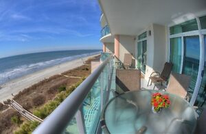 North Myrtle Beach Oceanfront Luxury Condo
