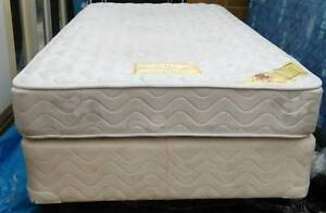Excellent KING SINGLE Bed base with mattress .Delivery to you Kingsbury Darebin Area Preview