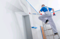 Professional painting services offered