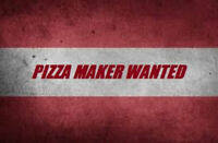 Pizza Maker / Cook in Peterborough, ON