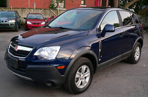 2009 Saturn VUE V6 AWD***IN NEW CONDITION***VERY LOW 58,000KM