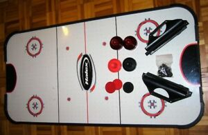 Table de hockey sur air Power Glide - 48 po COMPLET