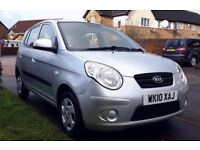 KIA Picanto 1.0 1 5dr£2,795 p/x welcome FREE WARRANTY. NEW MOT