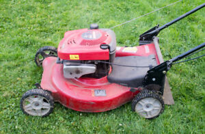 21 inch Briggs & Stratton Gas Mower with Drive System