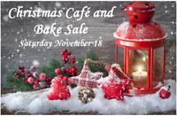 Vendors wanted :The Salvation Army Christmas Cafe and Bake Sale