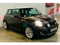 Mini Mini 1.6 Cooper S Mayfair 50 VERY RARE CAR ONLY 50 made 2010
