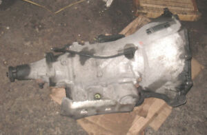 GMC 4L60E Transmission with Torque converter, good, no issues