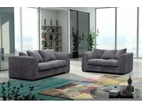 *Brand New Sofas*Dylan Jumbo Cord Corner Or 3+2**Express Delivery*CALL/WHTSAPPP(07424775152)