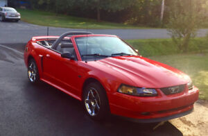 Mustang GT 2000 impeccable