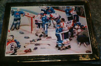 NHL Hockey Brawl- Montreal Canadiens & Quebec Nordiques