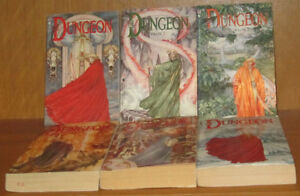The Dungeon Series (concept by Philip Jose Farmer) PB