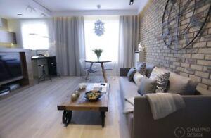 industrial modern interior designer, affordable