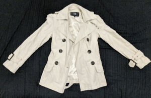 Bedo (brand) Women's Spring/Fall Jacket [USED] (White) - $50 OBO