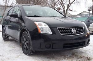 2007 Nissan Sentra 2.0S - Great in Gas - Reliable - LOW KM