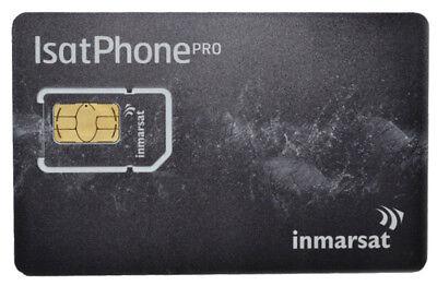 IsatPhone Prepaid Plan SIM Card