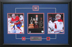 Carey Price Triple Crown frame!