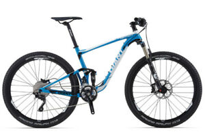 Womens Mountain Bike - Full Suspension