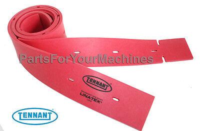 Oem Squeegee Blade Kit 500mm Linatex Tennant T5 Scrubbers10114561011232