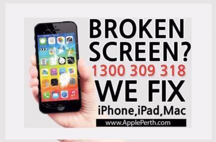 iPhone Screen Repair Perth 5 6 6+ 6s 7 7+ ,Battery ,Water Damaged