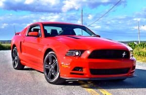 2013 Ford Mustang GT-California Special Edition