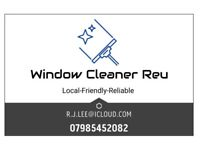 Window Cleaner Reu