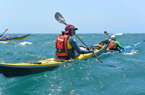Eastern Outdoors kayaks from 12ft to 22ft. Save $500